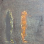 Adam a Eva, 40x40cm