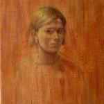 Autoportrét, 30x40cm