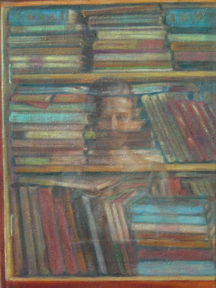 Autoportrét , 60x80cm