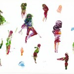 formát - A4, barevná tuž, 2004