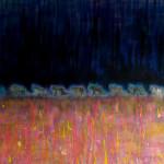 Vlčice, 170x220cm
