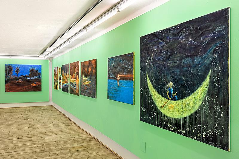 Egon Schiele Art Centrum Český Krumlov 2020, Photographer: Libor Svacek; box@fotosvacek.cz; Cesky Krumlov; CZ.